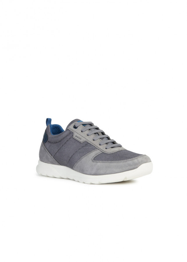 Giày Sneakers Nam GEOX U DAMIAN A ANTHRACITE