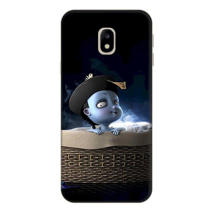 Ốp Lưng Dành Cho Samsung Galaxy J3 Pro 2017 - Mẫu 125