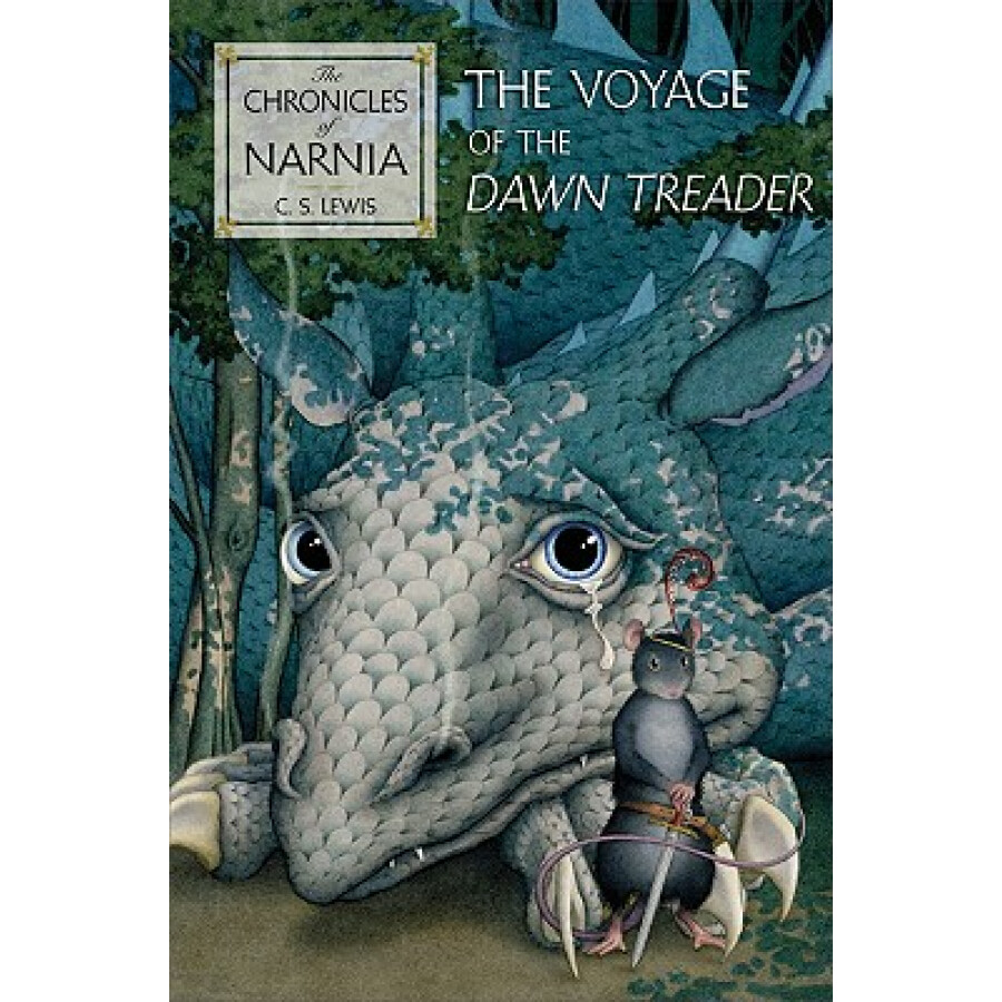 The Voyage of the Dawn Treader (The Chronicles of Narnia) - 1227867 , 8050082376335 , 62_5244111 , 384000 , The-Voyage-of-the-Dawn-Treader-The-Chronicles-of-Narnia-62_5244111 , tiki.vn , The Voyage of the Dawn Treader (The Chronicles of Narnia)