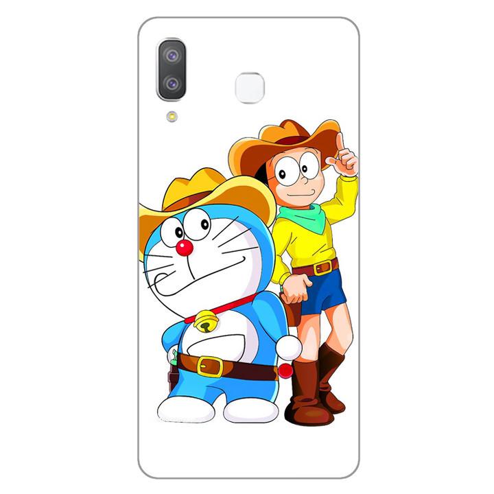 Ốp lưng dành cho điện thoại Samsung Galaxy A7 2018/A750 - A8 STAR - A9 STAR - A50 - Doremon 06