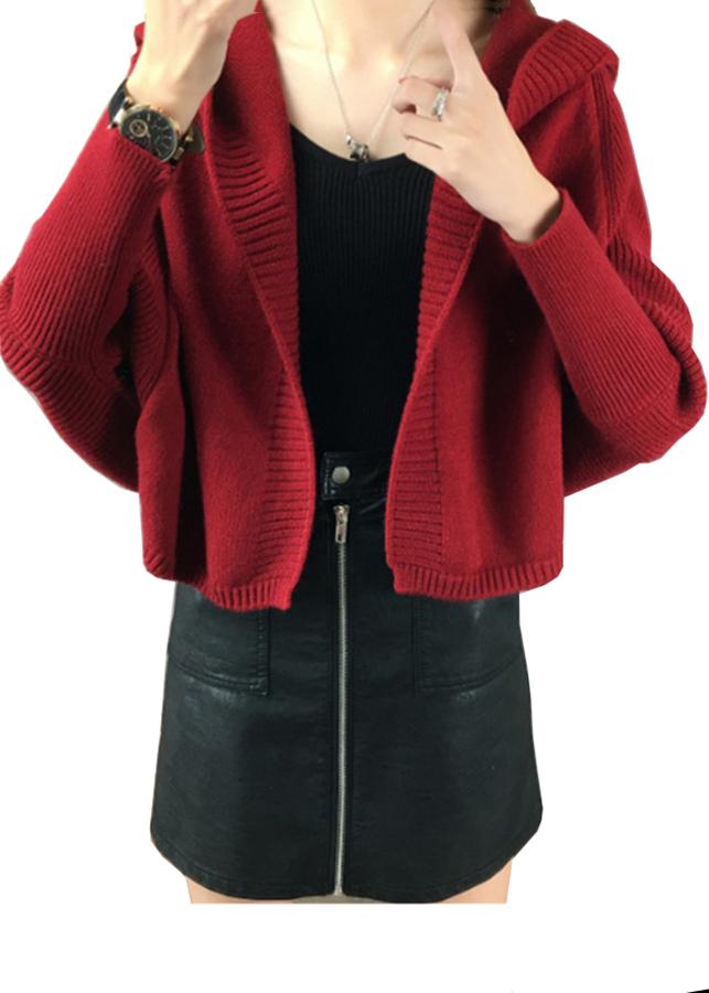 Áo khoác len nữ có mũ phía sau kiểu cánh dơi nữ tính - 1085722 , 6616864168097 , 62_6772661 , 260000 , Ao-khoac-len-nu-co-mu-phia-sau-kieu-canh-doi-nu-tinh-62_6772661 , tiki.vn , Áo khoác len nữ có mũ phía sau kiểu cánh dơi nữ tính