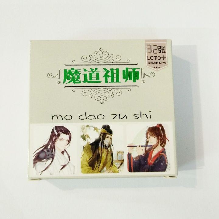 Lomocard Minicard Ma đạo tổ sư 32 tấm