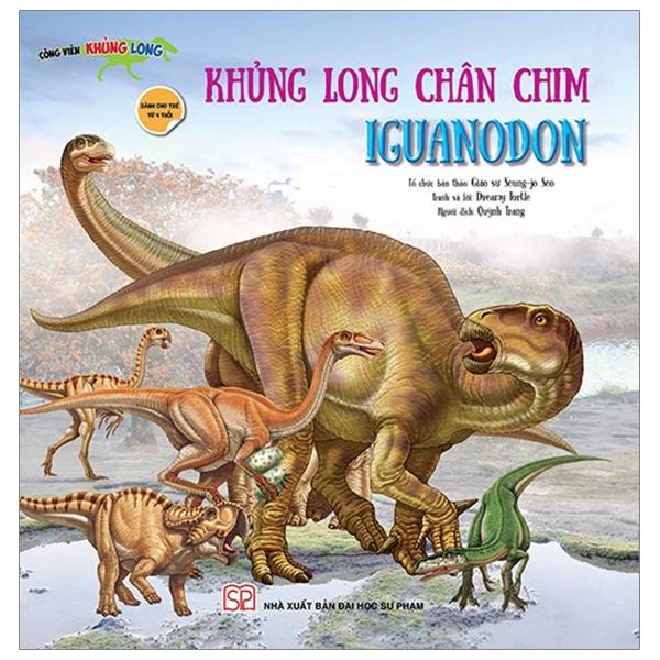 Công Viên Khủng Long - Khủng Long Chân Chim - Jguanodon