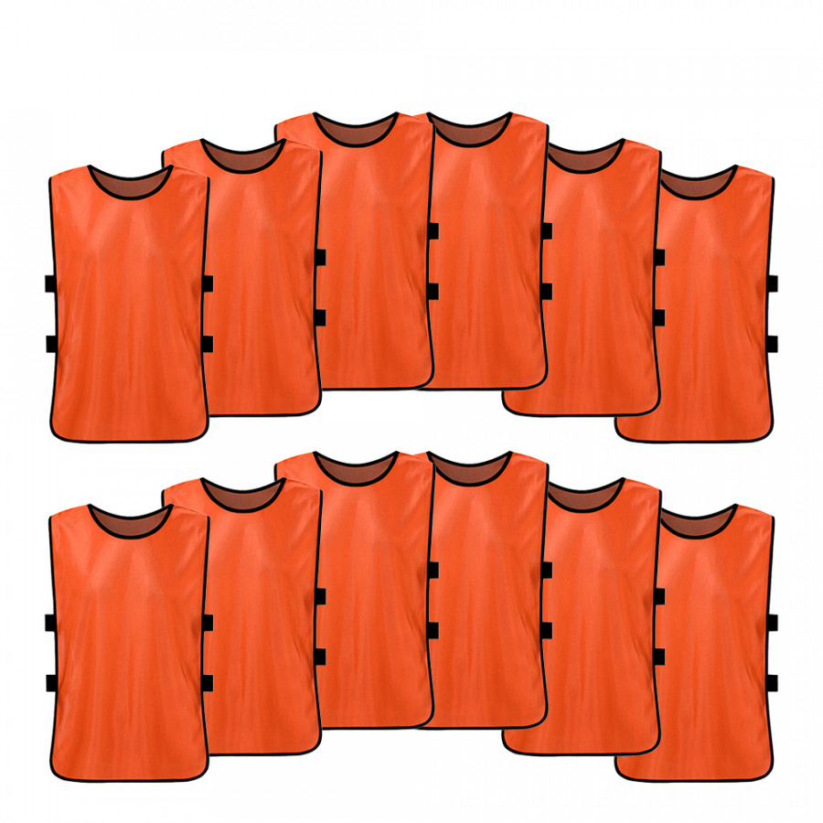 12 PCS Adults Soccer Pinnies Quick Drying Football Jerseys Vest Scrimmage Practice Sports Vest Breathable Team Training - 8274862 , 9507350699157 , 62_16767206 , 551000 , 12-PCS-Adults-Soccer-Pinnies-Quick-Drying-Football-Jerseys-Vest-Scrimmage-Practice-Sports-Vest-Breathable-Team-Training-62_16767206 , tiki.vn , 12 PCS Adults Soccer Pinnies Quick Drying Football Jersey