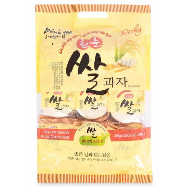 Bánh Gạo Hàn Quốc Richy (315g)