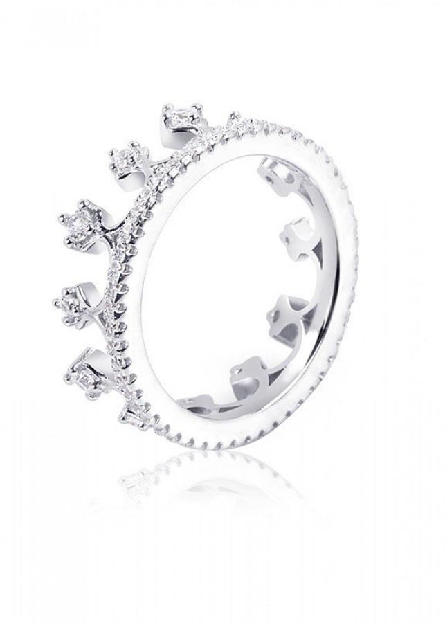 Nhẫn bạc nữ Erica Love - 1641828 , 2718657151072 , 62_9149797 , 989000 , Nhan-bac-nu-Erica-Love-62_9149797 , tiki.vn , Nhẫn bạc nữ Erica Love