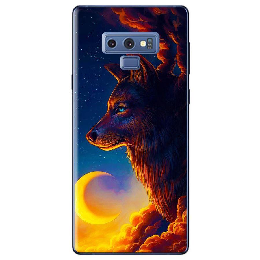 Ốp Lưng Dành Cho Samsung Galaxy Note 9 - Sói Và Mặt Trăng - 1331500 , 1296822698740 , 62_5492925 , 120000 , Op-Lung-Danh-Cho-Samsung-Galaxy-Note-9-Soi-Va-Mat-Trang-62_5492925 , tiki.vn , Ốp Lưng Dành Cho Samsung Galaxy Note 9 - Sói Và Mặt Trăng