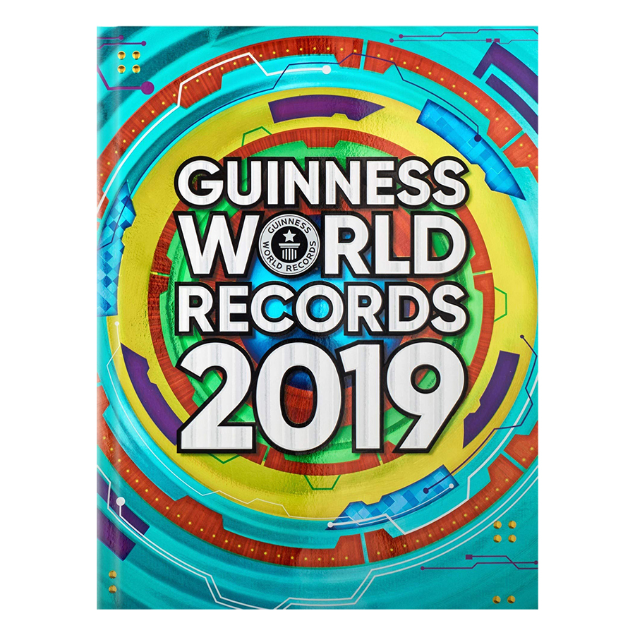 Guinness World Records 2019 (Hardback) - 1477221 , 3227091051200 , 62_15134150 , 660000 , Guinness-World-Records-2019-Hardback-62_15134150 , tiki.vn , Guinness World Records 2019 (Hardback)