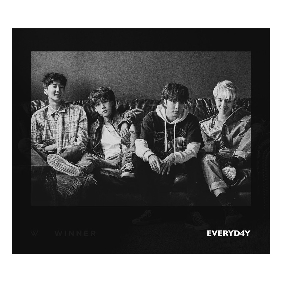 Winner 2Nd Album [Everyd4Y] Night Ver. - Hàng chính hãng - 2106770 , 3518328989237 , 62_10412925 , 803000 , Winner-2Nd-Album-Everyd4Y-Night-Ver.-Hang-chinh-hang-62_10412925 , tiki.vn , Winner 2Nd Album [Everyd4Y] Night Ver. - Hàng chính hãng