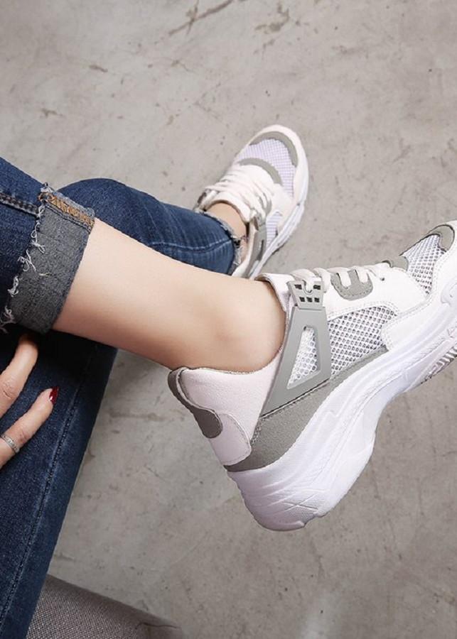 Giày sneakers nữ thời trang thể thao