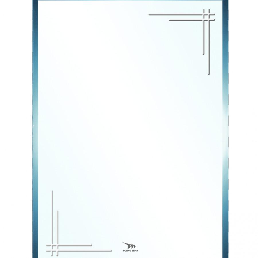 Gương khắc lõm tinh tế Hoàng Thiện HT 7908