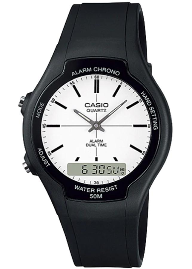 Đồng hồ nam dây nhựa Casio AW-90H-7EVDF - 1280214 , 7843326813335 , 62_12107514 , 870000 , Dong-ho-nam-day-nhua-Casio-AW-90H-7EVDF-62_12107514 , tiki.vn , Đồng hồ nam dây nhựa Casio AW-90H-7EVDF