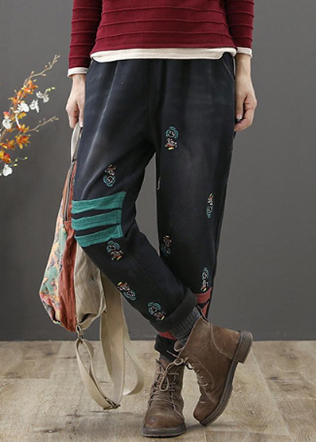 [Big Size][ Gu thời trang] Quần Jean Nam phong cách thời trang thổ cẩm, huyền bí - 9810395 , 7396803854081 , 62_17396256 , 700000 , Big-Size-Gu-thoi-trang-Quan-Jean-Nam-phong-cach-thoi-trang-tho-cam-huyen-bi-62_17396256 , tiki.vn , [Big Size][ Gu thời trang] Quần Jean Nam phong cách thời trang thổ cẩm, huyền bí
