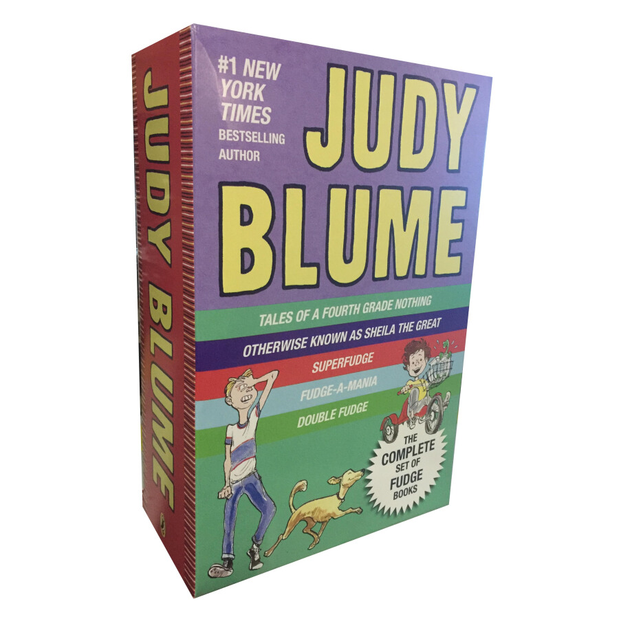 Judy Blumes Fudge Set - 1232760 , 7255166424389 , 62_5256433 , 711000 , Judy-Blumes-Fudge-Set-62_5256433 , tiki.vn , Judy Blumes Fudge Set