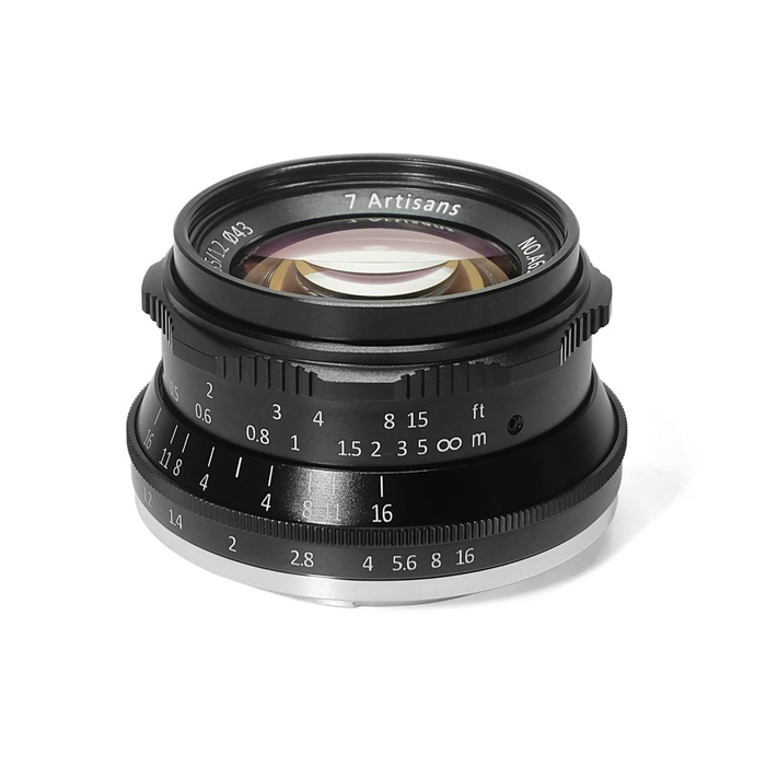 Ống kinh 7ARTISANS 35MM F/1.2 for Sony - 1617167 , 2755599303862 , 62_11218409 , 3590000 , Ong-kinh-7ARTISANS-35MM-F-1.2-for-Sony-62_11218409 , tiki.vn , Ống kinh 7ARTISANS 35MM F/1.2 for Sony