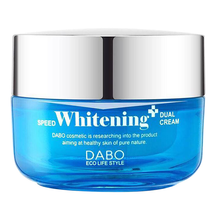 Kem Dưỡng Da Cao Cấp DABO Speed Whitening Dual Cream Hàn Quốc ( 50ml) - 1346302 , 9784465361326 , 62_5824739 , 500000 , Kem-Duong-Da-Cao-Cap-DABO-Speed-Whitening-Dual-Cream-Han-Quoc-50ml-62_5824739 , tiki.vn , Kem Dưỡng Da Cao Cấp DABO Speed Whitening Dual Cream Hàn Quốc ( 50ml)