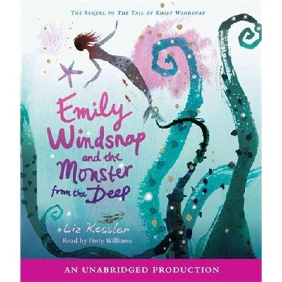 Emily Windsnap and the Monster from the Deep(Audio CD)