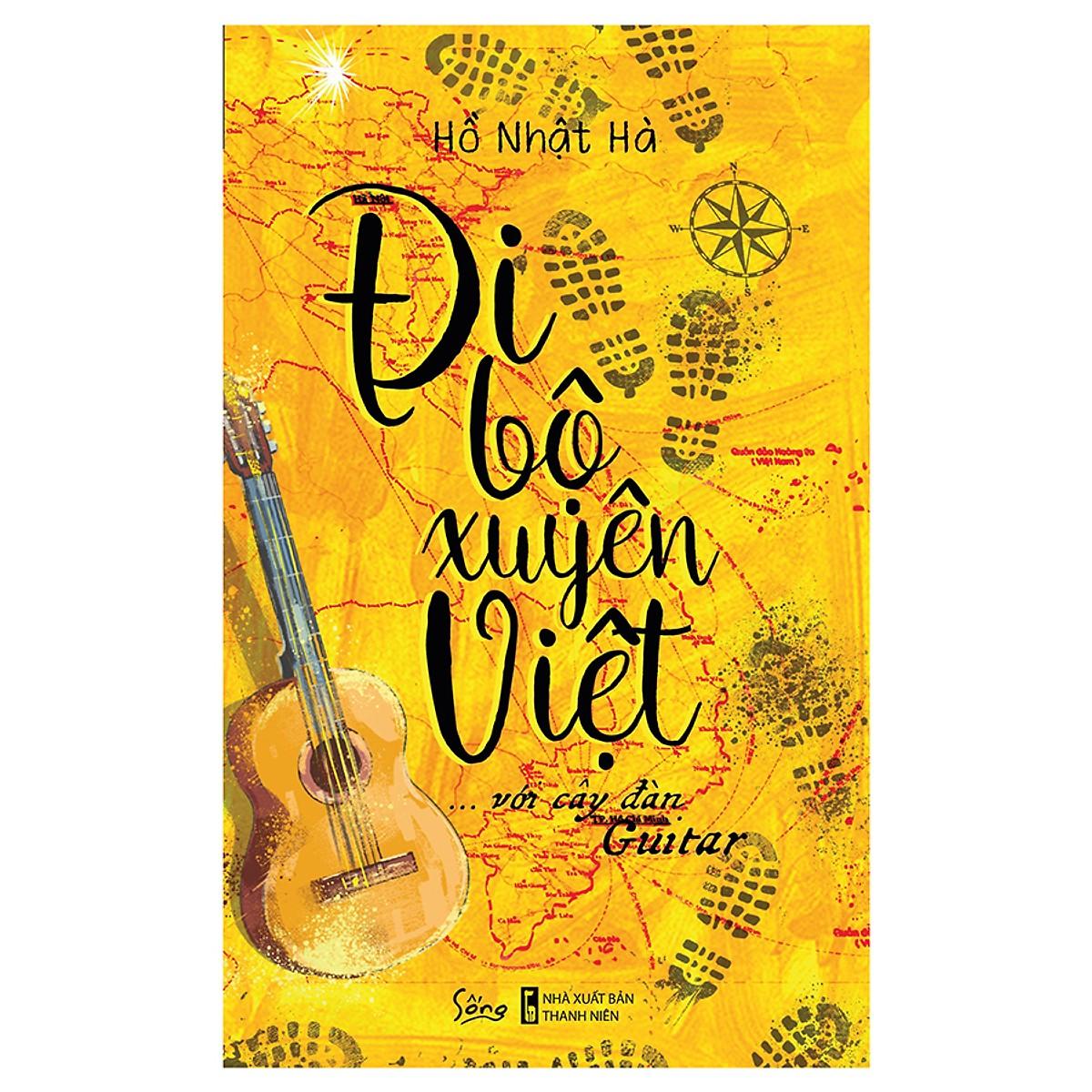Đi Bộ Xuyên Việt Với Cây Đàn Guitar (Tặng Kèm Bookmark Tiki) - 18613973 , 8991618715603 , 62_22080360 , 124000 , Di-Bo-Xuyen-Viet-Voi-Cay-Dan-Guitar-Tang-Kem-Bookmark-Tiki-62_22080360 , tiki.vn , Đi Bộ Xuyên Việt Với Cây Đàn Guitar (Tặng Kèm Bookmark Tiki)