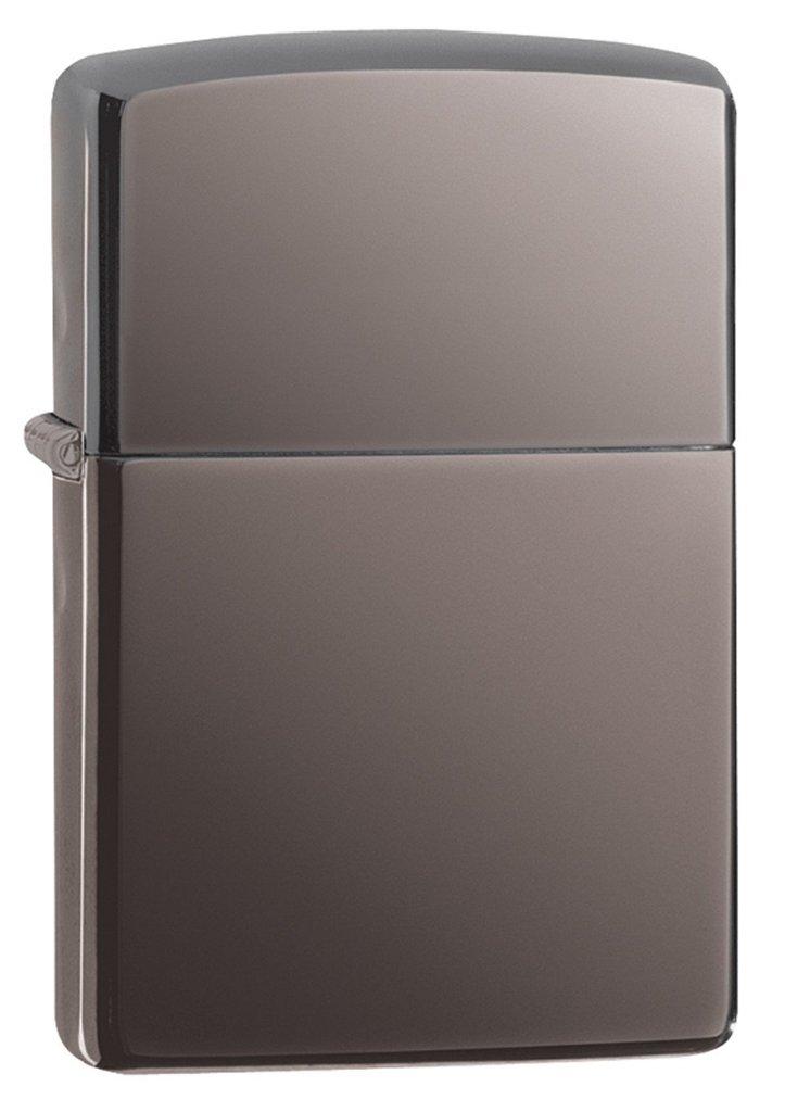 Bật Lửa Zippo Black Ice (Dark Chrome) 150