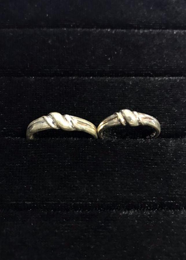 Nhẫn Đôi LK002 Cỡ Nhỏ - 16345335 , 2287970152016 , 62_24051333 , 900000 , Nhan-Doi-LK002-Co-Nho-62_24051333 , tiki.vn , Nhẫn Đôi LK002 Cỡ Nhỏ