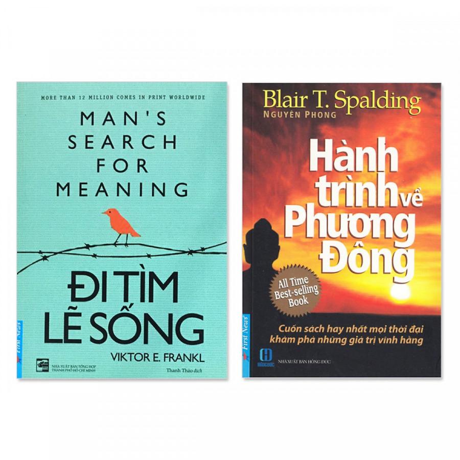 Combo 2 cuốn: Đi tìm lẽ sống, Hành Trình Về Phương Đông ( tái bản ) - 1838386 , 5567623004198 , 62_13797245 , 156000 , Combo-2-cuon-Di-tim-le-song-Hanh-Trinh-Ve-Phuong-Dong-tai-ban--62_13797245 , tiki.vn , Combo 2 cuốn: Đi tìm lẽ sống, Hành Trình Về Phương Đông ( tái bản )
