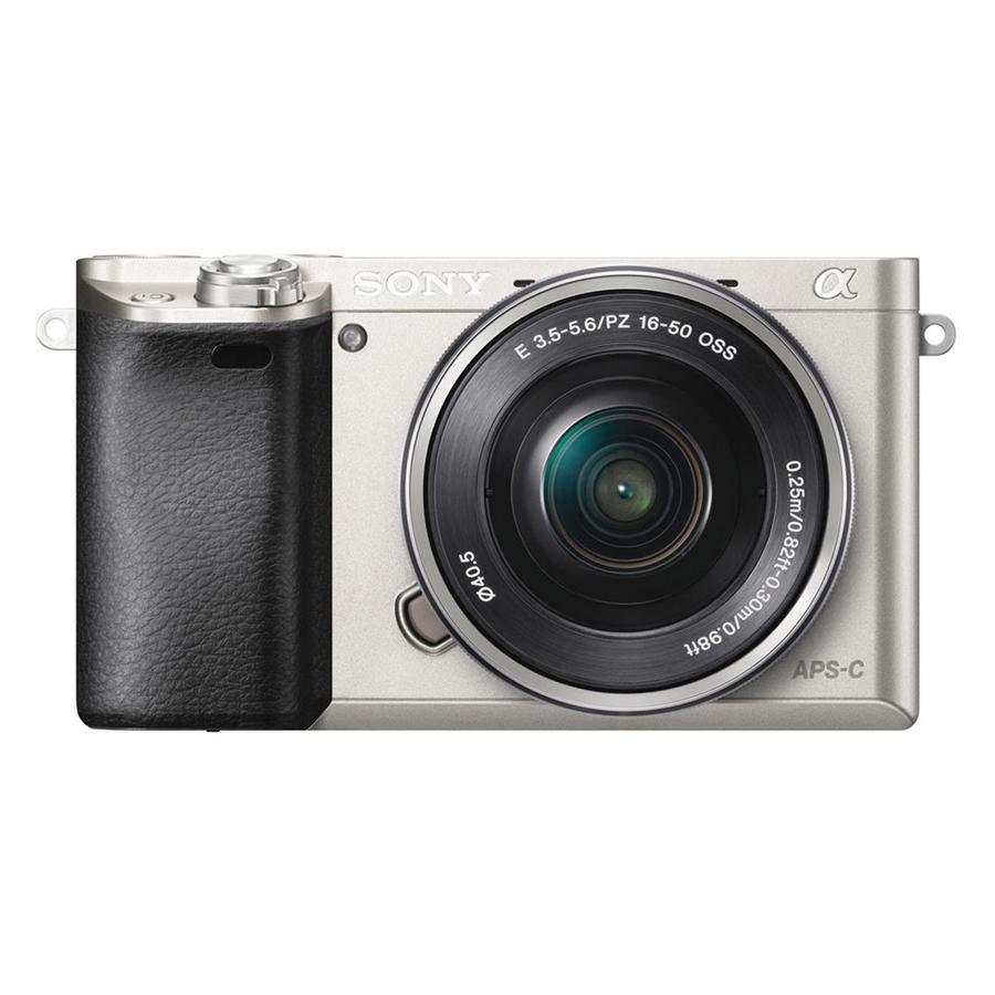 Combo Máy Ảnh Sony Alpha A6000 Kit 16-50mm F3.5-5.6 OSS - Tặng Thẻ 16GB + Túi Máy + Tấm Dán LCD - Hàng Chính Hãng - 2279526 , 4846737890011 , 62_14605433 , 13000000 , Combo-May-Anh-Sony-Alpha-A6000-Kit-16-50mm-F3.5-5.6-OSS-Tang-The-16GB-Tui-May-Tam-Dan-LCD-Hang-Chinh-Hang-62_14605433 , tiki.vn , Combo Máy Ảnh Sony Alpha A6000 Kit 16-50mm F3.5-5.6 OSS - Tặng Thẻ 16
