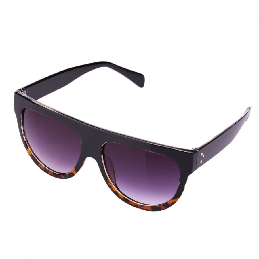 Men Fashion Frame Sunglasses Practical Eyewear Shield Glasses Accessory Shades
