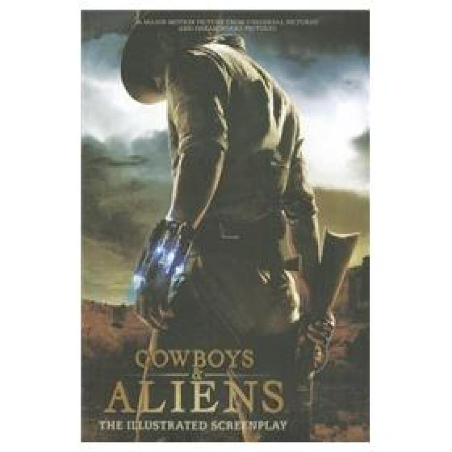 Cowboys and Aliens: The Illustrated Screenplay - 1229528 , 1983645173553 , 62_5248407 , 379000 , Cowboys-and-Aliens-The-Illustrated-Screenplay-62_5248407 , tiki.vn , Cowboys and Aliens: The Illustrated Screenplay