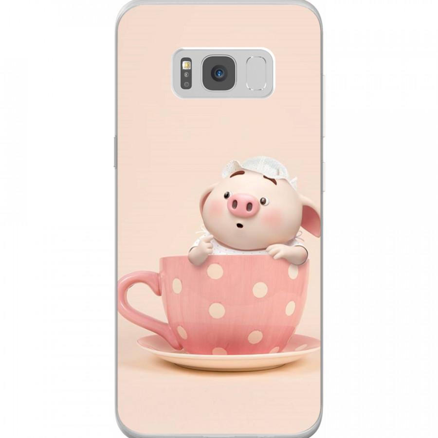 Ốp Lưng Cho Điện Thoại Samsung Galaxy S8 Plus - Mẫu aheocon 118