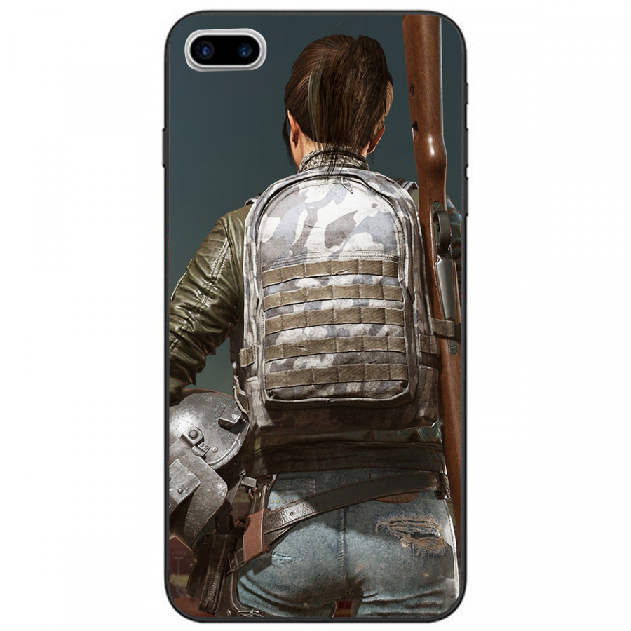 Ốp lưng dành cho Iphone 7 Plus mẫu Pubg 3