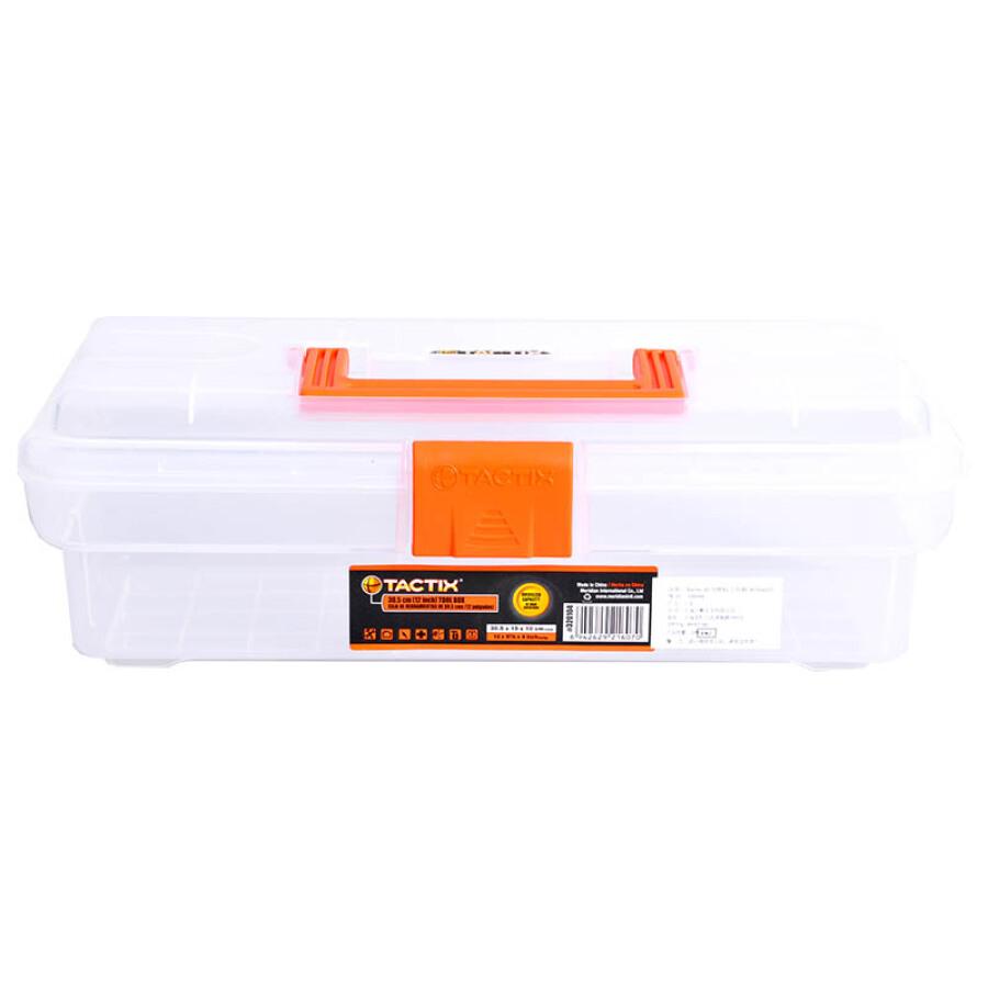 Hộp Đựng Dụng Cụ Sửa Chữa Tactix 320104 305mm (12 inches)