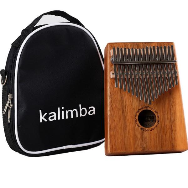 Đàn Kalimba KG95 gỗ mahogany nguyên tấm 17 phím- Nhạc cụ Châu Phi - 1680973 , 7986918681544 , 62_12625897 , 1690000 , Dan-Kalimba-KG95-go-mahogany-nguyen-tam-17-phim-Nhac-cu-Chau-Phi-62_12625897 , tiki.vn , Đàn Kalimba KG95 gỗ mahogany nguyên tấm 17 phím- Nhạc cụ Châu Phi