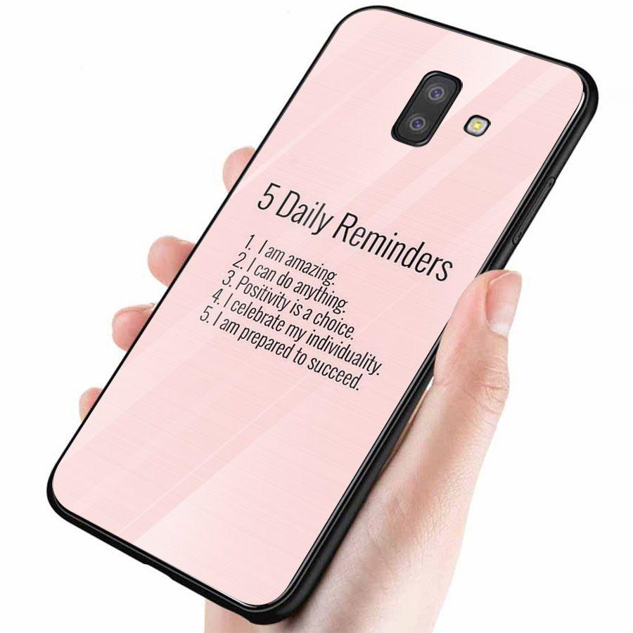 Ốp kính cường lực dành cho điện thoại Samsung Galaxy J4 - J6 - J6 PLUS/J6 PRIME - J8 - lời trích truyền cảm hứng -... - 863578 , 2408208010254 , 62_14834771 , 207000 , Op-kinh-cuong-luc-danh-cho-dien-thoai-Samsung-Galaxy-J4-J6-J6-PLUS-J6-PRIME-J8-loi-trich-truyen-cam-hung-...-62_14834771 , tiki.vn , Ốp kính cường lực dành cho điện thoại Samsung Galaxy J4 - J6 - J6 PLUS/J6