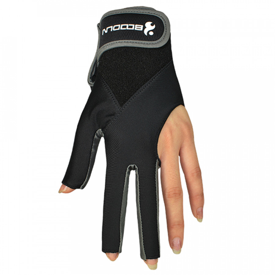 1 PCS Pool Cue Gloves Billiard Three Cut Gloves Left Hands Gloves Billiard Accessories