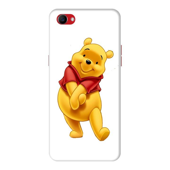 Ốp Lưng Dành Cho Điện Thoại Oppo F7 Youth Gấu Pooh - Mẫu 6