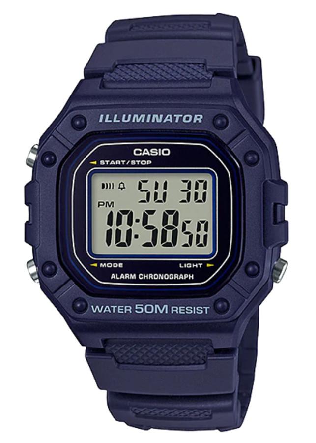Đồng hồ nam dây nhựa Casio W-218H-2AVDF - 1290084 , 9420669446376 , 62_13630010 , 705000 , Dong-ho-nam-day-nhua-Casio-W-218H-2AVDF-62_13630010 , tiki.vn , Đồng hồ nam dây nhựa Casio W-218H-2AVDF