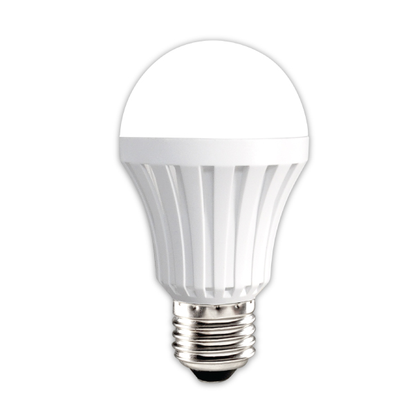 Đèn led bulb thân nhựa Điện Quang ĐQ LEDBUA70 07727 (7W Warmwhite chụp cầu mờ)