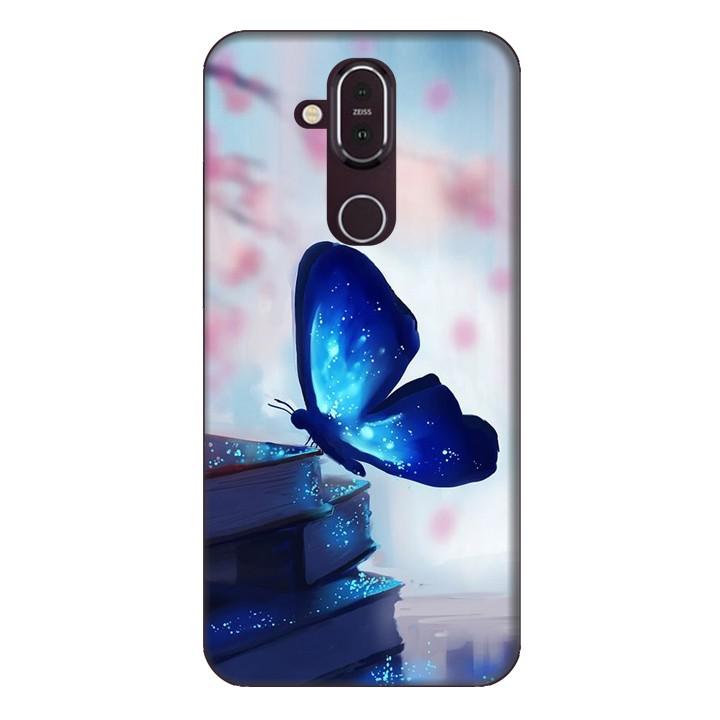 Ốp lưng dành cho điện thoại Nokia 8.1 Con Bướn Xanh - 1558947 , 5120640921307 , 62_10116250 , 150000 , Op-lung-danh-cho-dien-thoai-Nokia-8.1-Con-Buon-Xanh-62_10116250 , tiki.vn , Ốp lưng dành cho điện thoại Nokia 8.1 Con Bướn Xanh