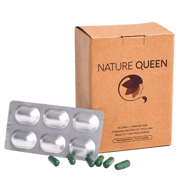 [ Nature Queen] Thực phẩm chức năng Viên uống kích thích mọc tóc từ Thảo dược - 1067886 , 5519059699172 , 62_3643855 , 1890000 , -Nature-Queen-Thuc-pham-chuc-nang-Vien-uong-kich-thich-moc-toc-tu-Thao-duoc-62_3643855 , tiki.vn , [ Nature Queen] Thực phẩm chức năng Viên uống kích thích mọc tóc từ Thảo dược