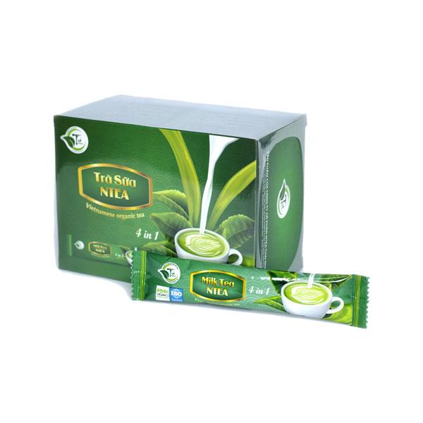 Hộp 20 Gói Trà Sữa NTea 4 IN 1