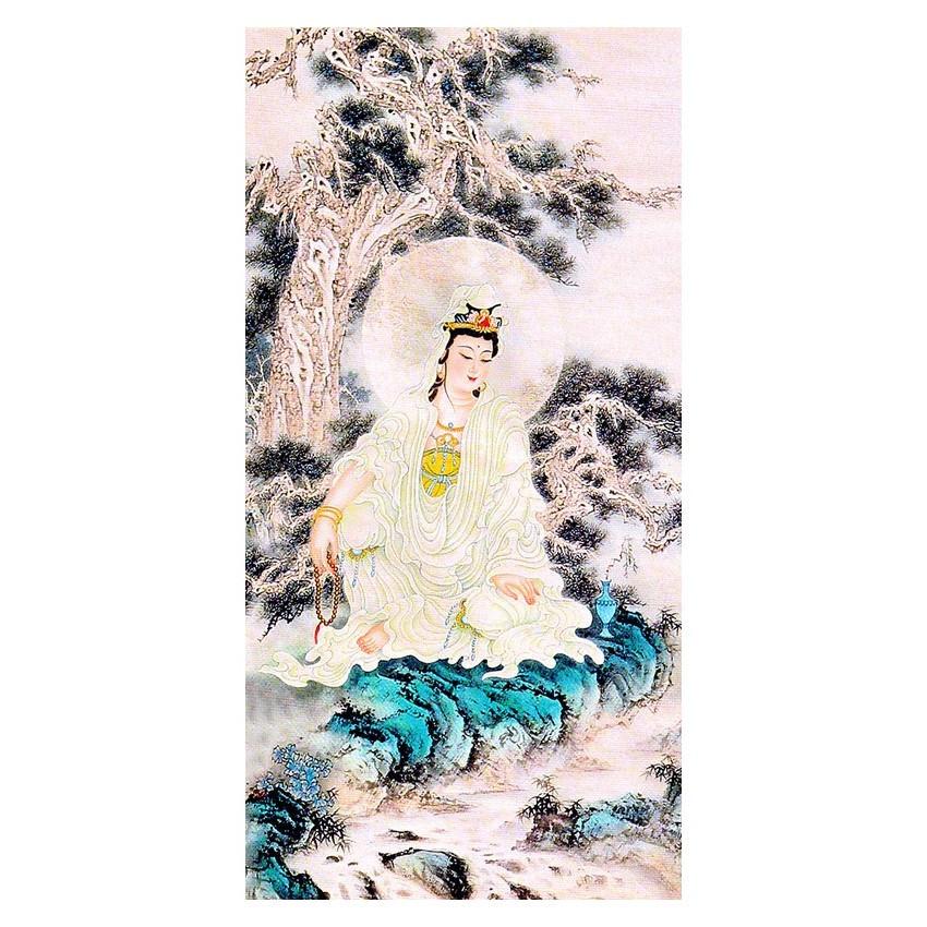 Tranh Phật Giáo Quan Thế Âm Bồ Tát 2334 (30 x 60 cm) - 1300444 , 2616846157877 , 62_6182467 , 239000 , Tranh-Phat-Giao-Quan-The-Am-Bo-Tat-2334-30-x-60-cm-62_6182467 , tiki.vn , Tranh Phật Giáo Quan Thế Âm Bồ Tát 2334 (30 x 60 cm)