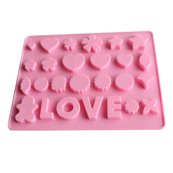 Khuôn silicon làm thạch rau câu, socola chữ Love - 1475460 , 1296295074959 , 62_15070012 , 80000 , Khuon-silicon-lam-thach-rau-cau-socola-chu-Love-62_15070012 , tiki.vn , Khuôn silicon làm thạch rau câu, socola chữ Love
