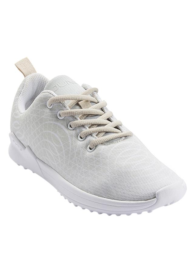 Giày Sneaker Juno Phối Họa Tiết TT03010 - Xám