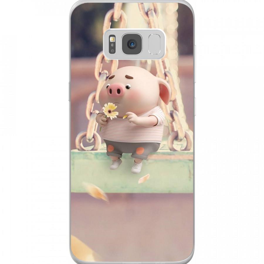 Ốp Lưng Cho Điện Thoại Samsung Galaxy S8 Plus - Mẫu aheocon 84