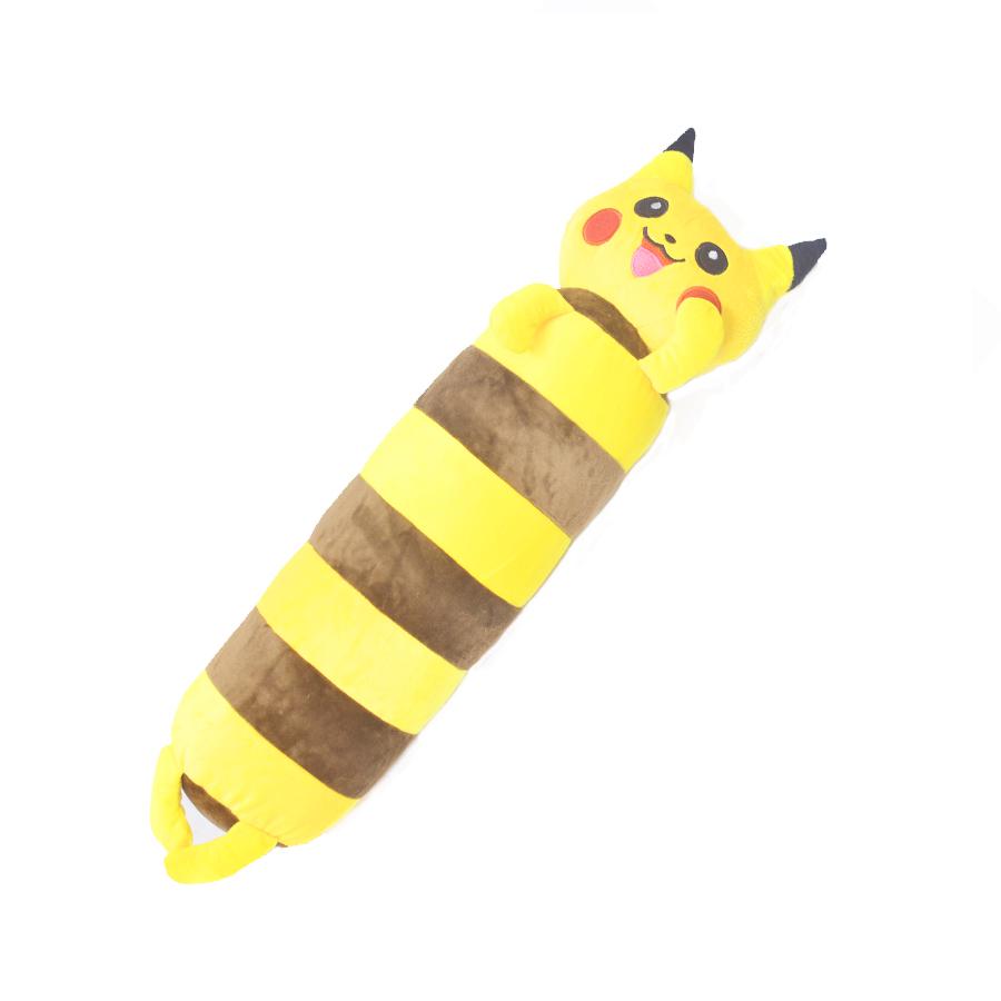 Gối ôm cho bé Pipobun - Pikachu Nâu (60cm)