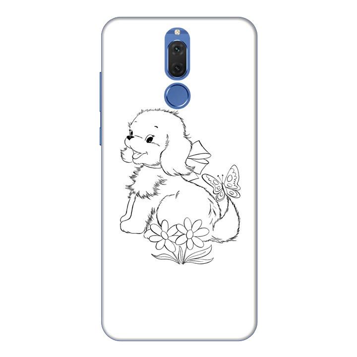 Ốp Lưng Dành Cho Điện Thoai Huawei Nova 2i Puppy Cute