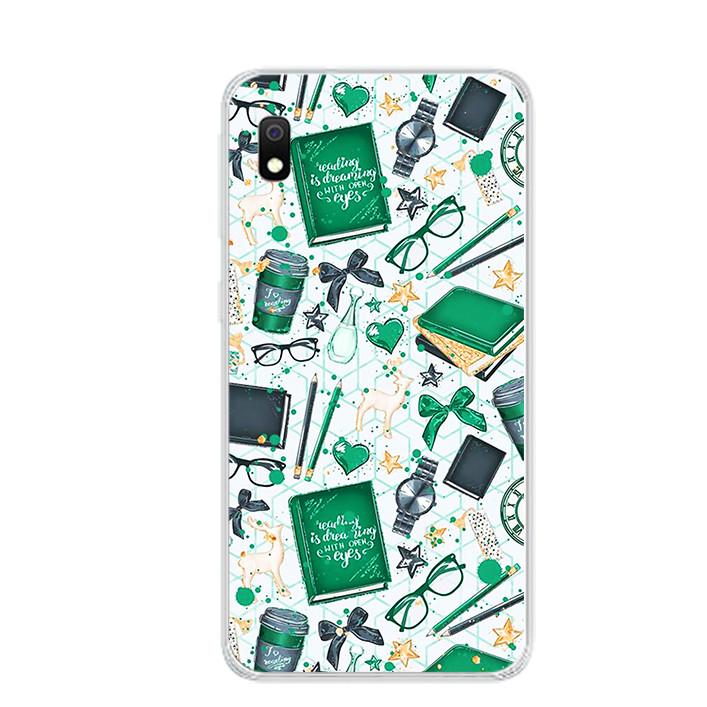 Ốp lưng dẻo cho điện thoại Samsung Galaxy A10 - 0062 DREAM04 - Hàng Chính Hãng