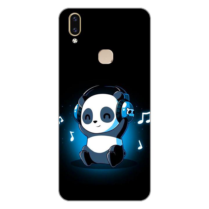 Ốp lưng dẻo cho điện thoại VIVO V9_Panda 05