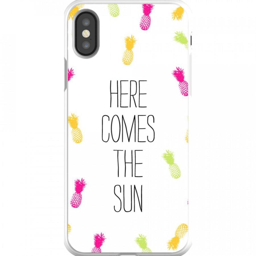 Ốp Lưng Cho Điện Thoại iPhone XS MAX - Mẫu TAMTRANG1095