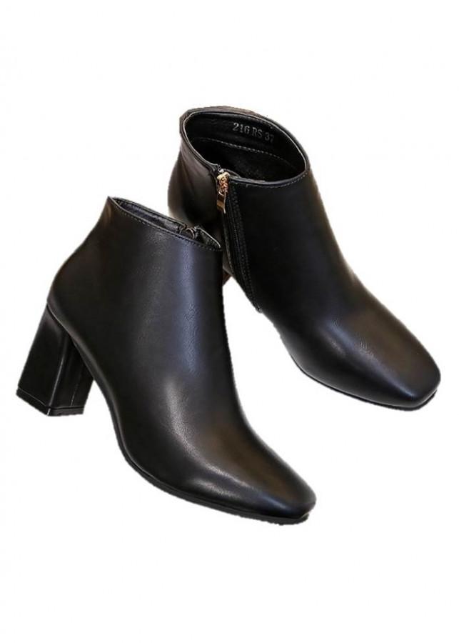 Giày boot đế vuông da trơn mũi bằng S095 - 1245538 , 1797789314310 , 62_7962440 , 340000 , Giay-boot-de-vuong-da-tron-mui-bang-S095-62_7962440 , tiki.vn , Giày boot đế vuông da trơn mũi bằng S095